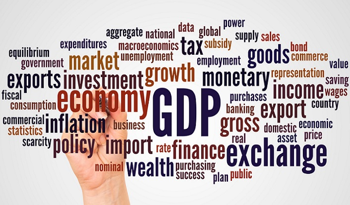 GDP economic trends affecting real estate