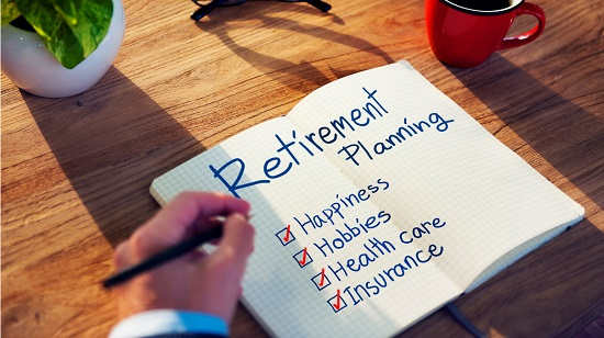 good retirement plan starts with great planning